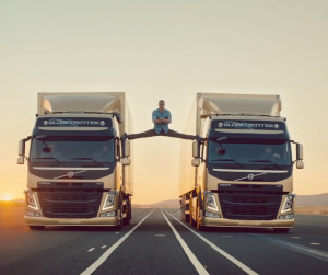 The Split: Volvo Trucks Ad