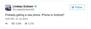 Lindsey_Graham_shows_you_how_to_destroy_your_cell_phone___WQAD_com