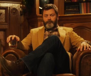 Nick Offerman drinks Lavagulin, and Toronto Hydro ads to our public debt by producing a sticker of a video. It's all in the last instalment in our best of content marketing series for 2015.