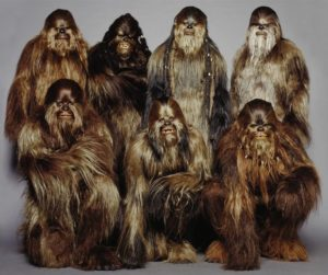 Actually it's four things we want to see more of in content marketing, and one thing we don't. And Wookiees.