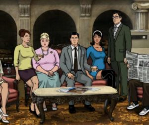 Three content marketing lessons from the marketers behind the TV show Archer.
