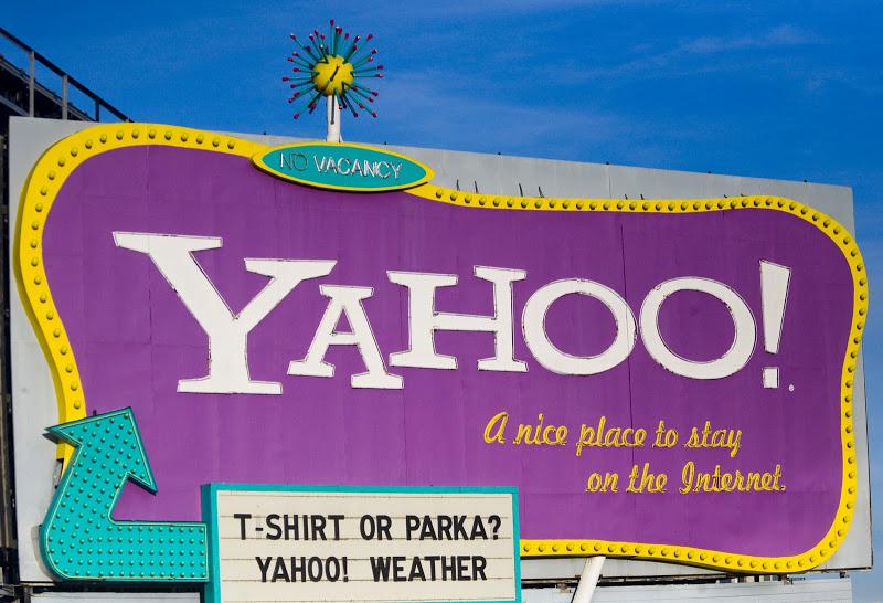 Three Reasons Facebook Should Buy Yahoo
