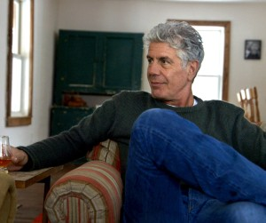 The Balvenie hires the original recovering addict of NYC cuisine, Anthony Bourdain, to sell its craftsmanship. And Bourdain, true to form, doesn't sell out.